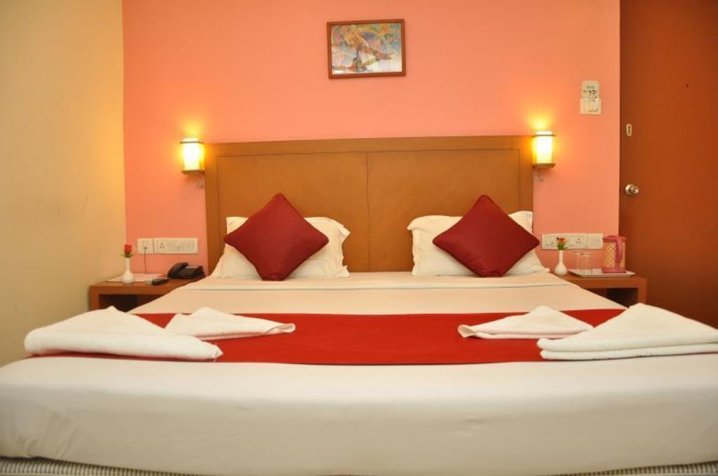 7c014c3b9352 Pearl T Nagar (Ченнаи) – цены и отзывы на Agoda