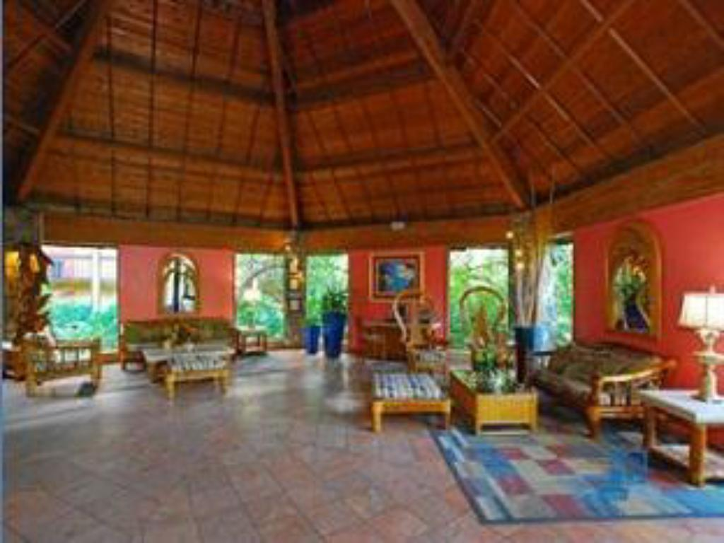Interior view Emerald Beach Resort