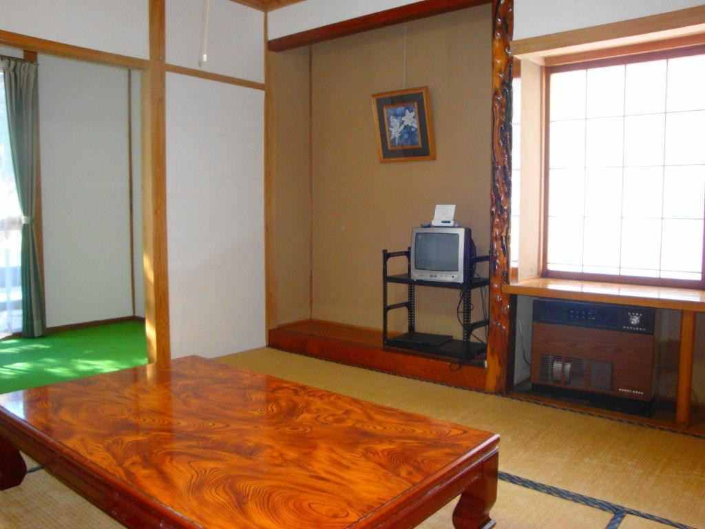 Annex Japanese Style Room - Room plan