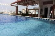 Ananas Family Hotel - Pool Terrace