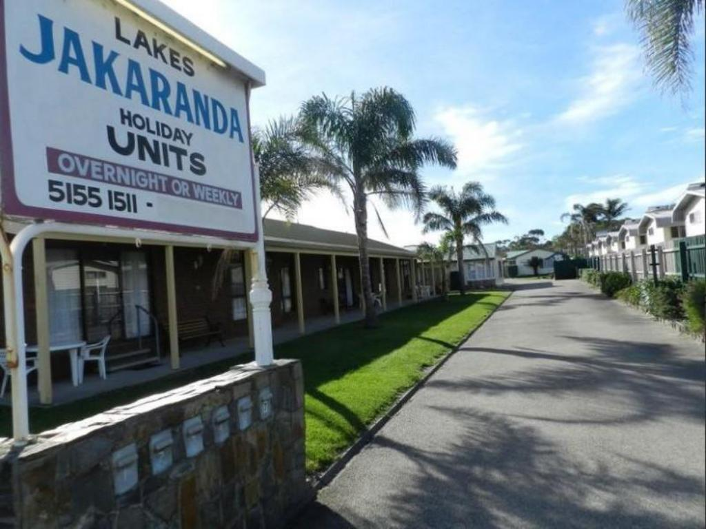 Lakes Jakaranda Holiday Units