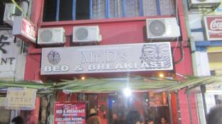 Mr D's Bed & Breakfast
