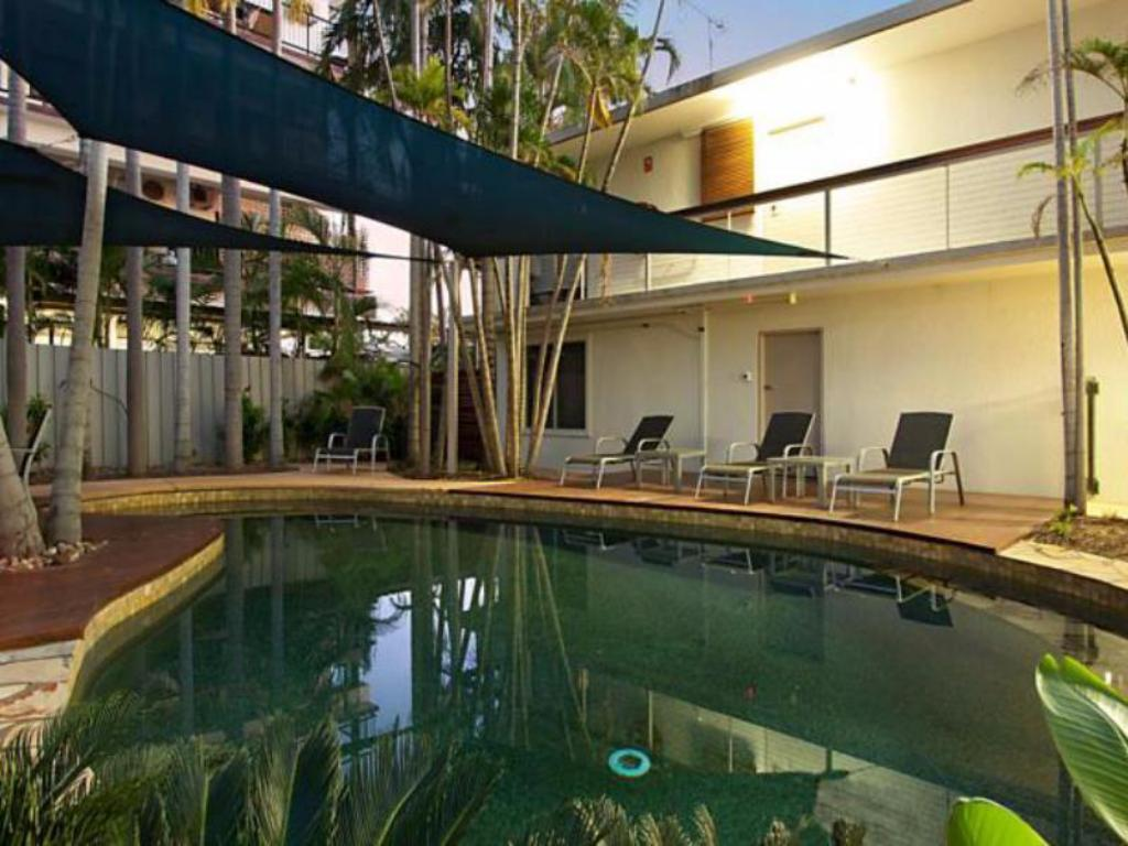 Swimming pool Casa on Gregory - Boutique Luxury Motel