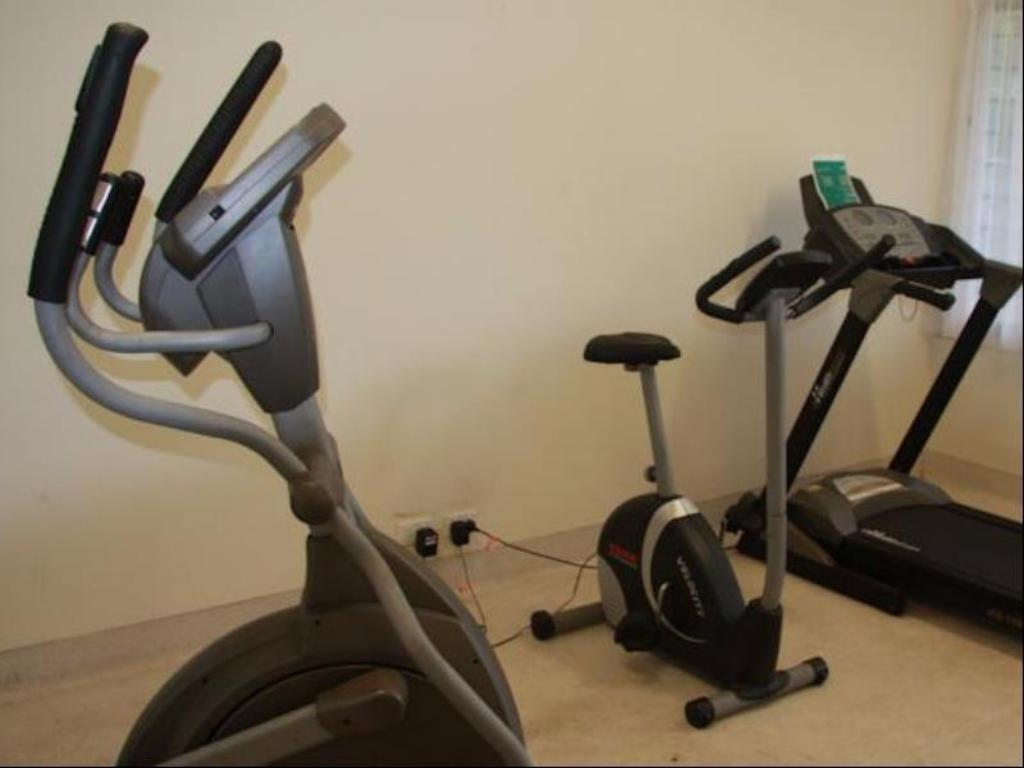 Fitness center Casa on Gregory - Boutique Luxury Motel
