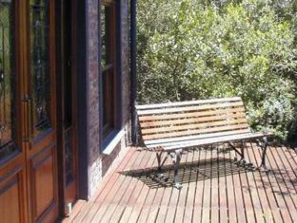 balkon/taras Dragonfly Cottage