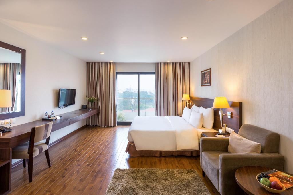 Authentic Hanoi Hotel In Vietnam Room Deals Photos