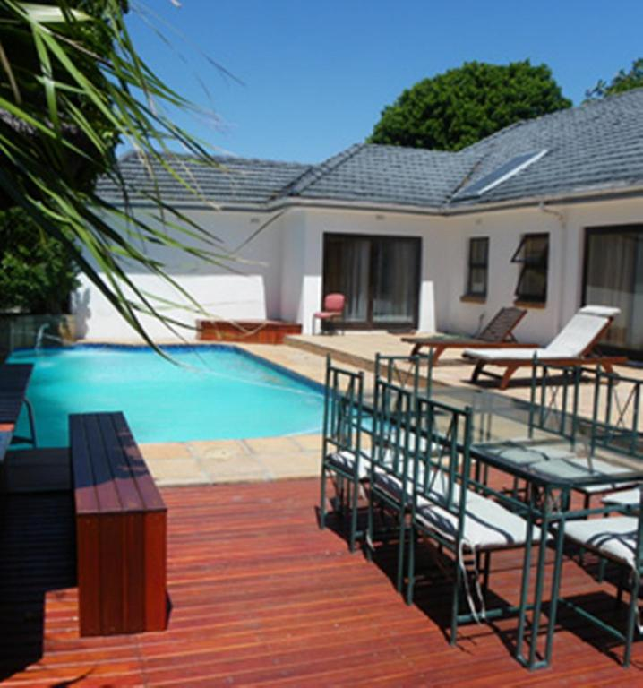Swimming pool [outdoor] Cape Town Palms Guesthouse