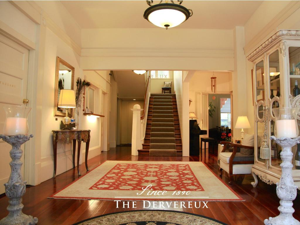 Lobby The Devereux Boutique Hotel