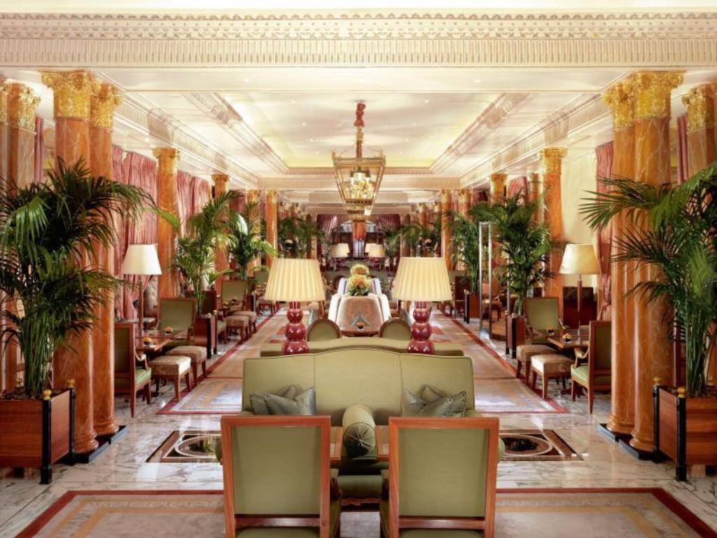 Vista interior The Dorchester