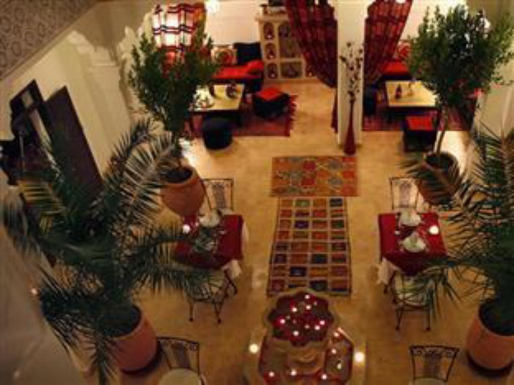 Interior view Riad Shaloma