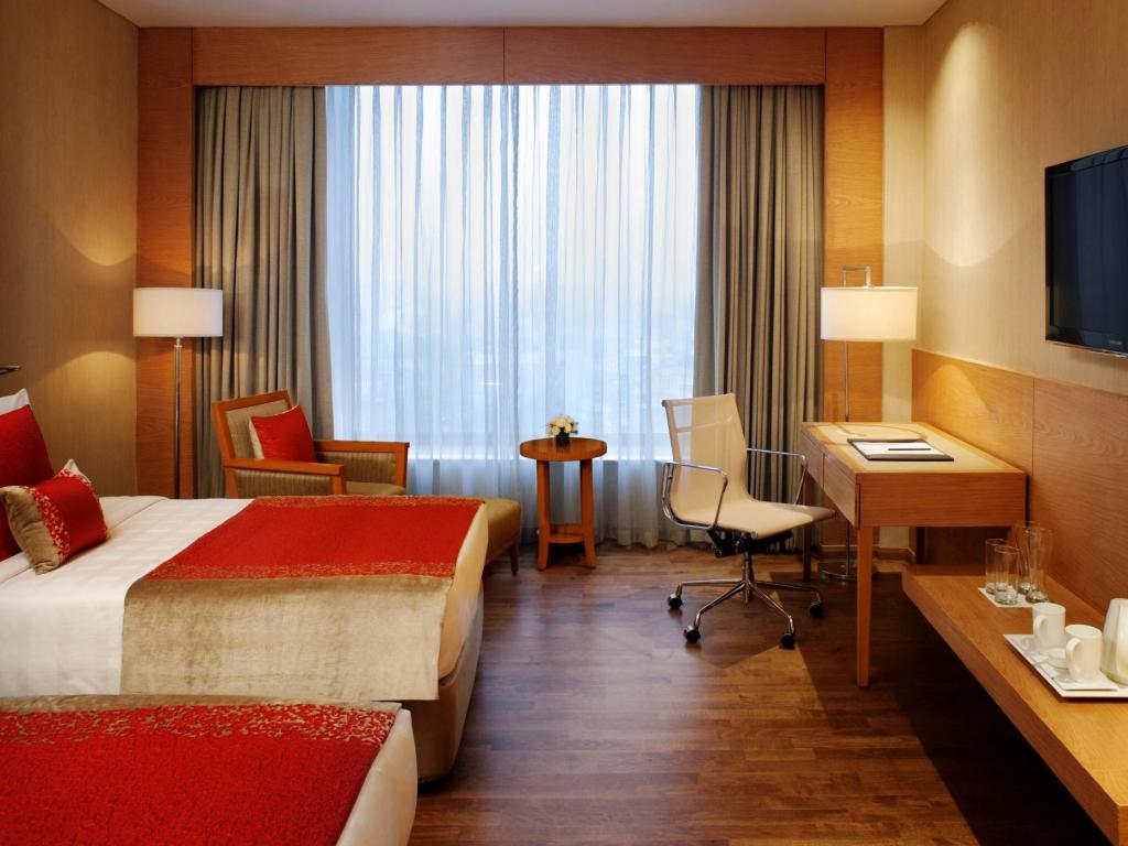 Superior Radisson Blu Hotel New Delhi Dwarka