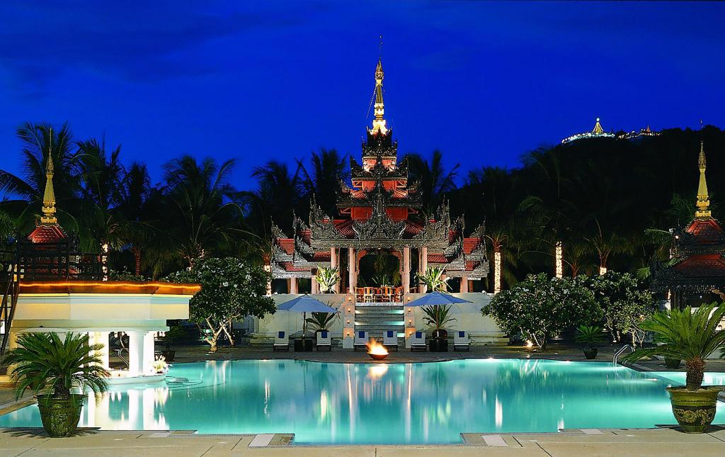 More about Mercure Mandalay Hill Resort