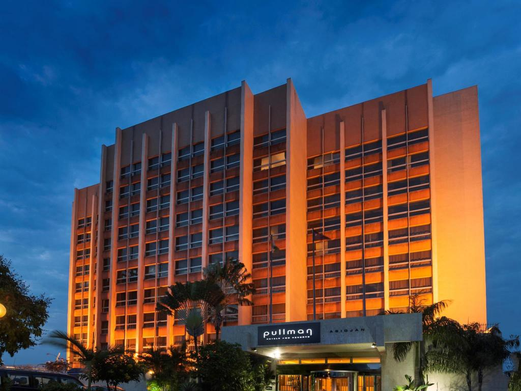 More about Hotel Pullman Abidjan