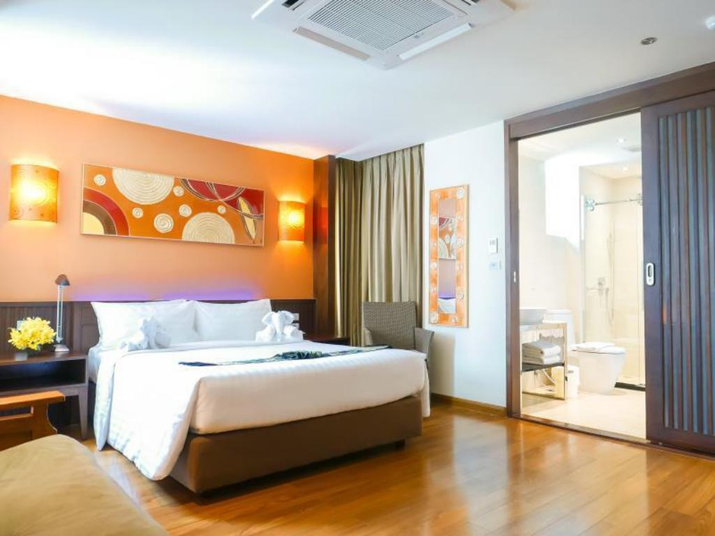 Studio Room - Guestroom Hotel Mermaid Bangkok