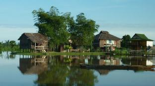 Kahang Organic Rice Eco Farm Resort