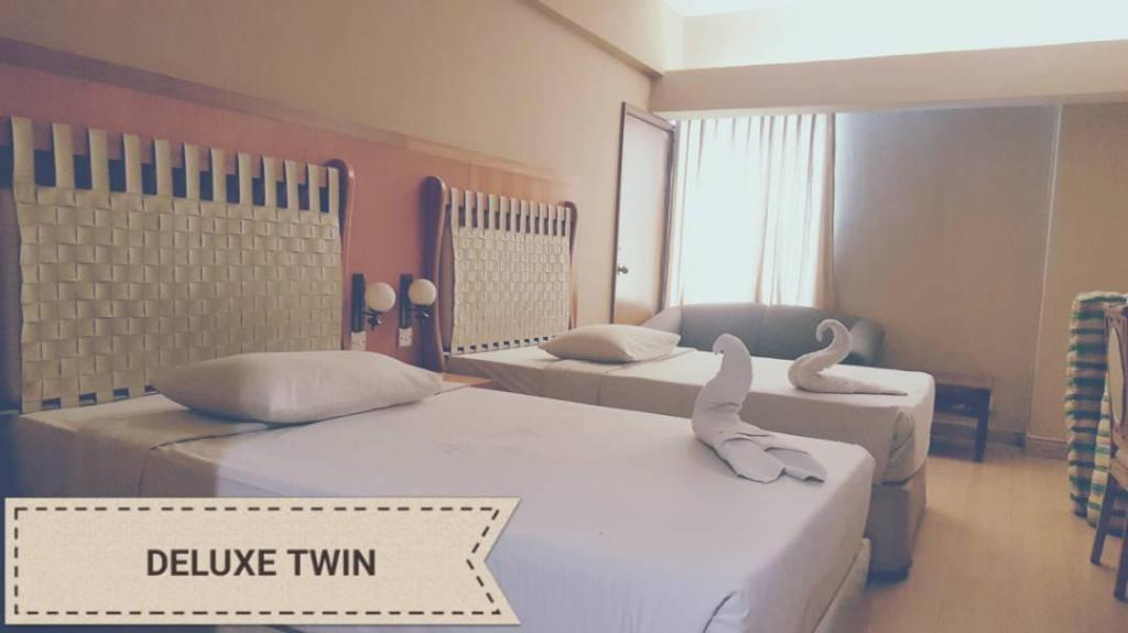 Deluxe Double or Twin - Guestroom J.A Residence Hotel