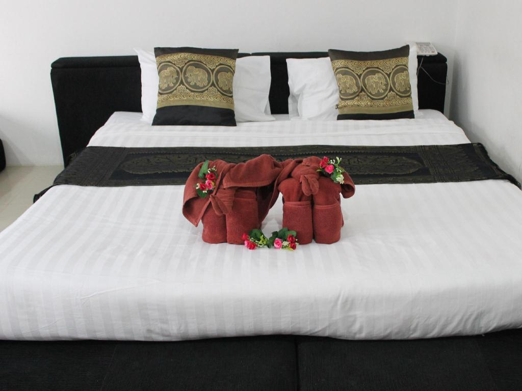 Standard Double Bed - Bed Lars-Lita Residence
