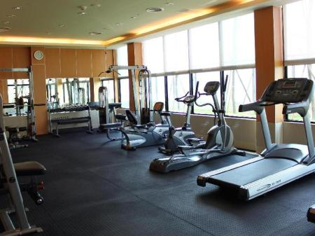 Fitness center Maison de Chine  Chao Yin Building