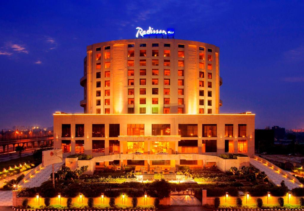 More about Radisson Blu Hotel New Delhi Dwarka