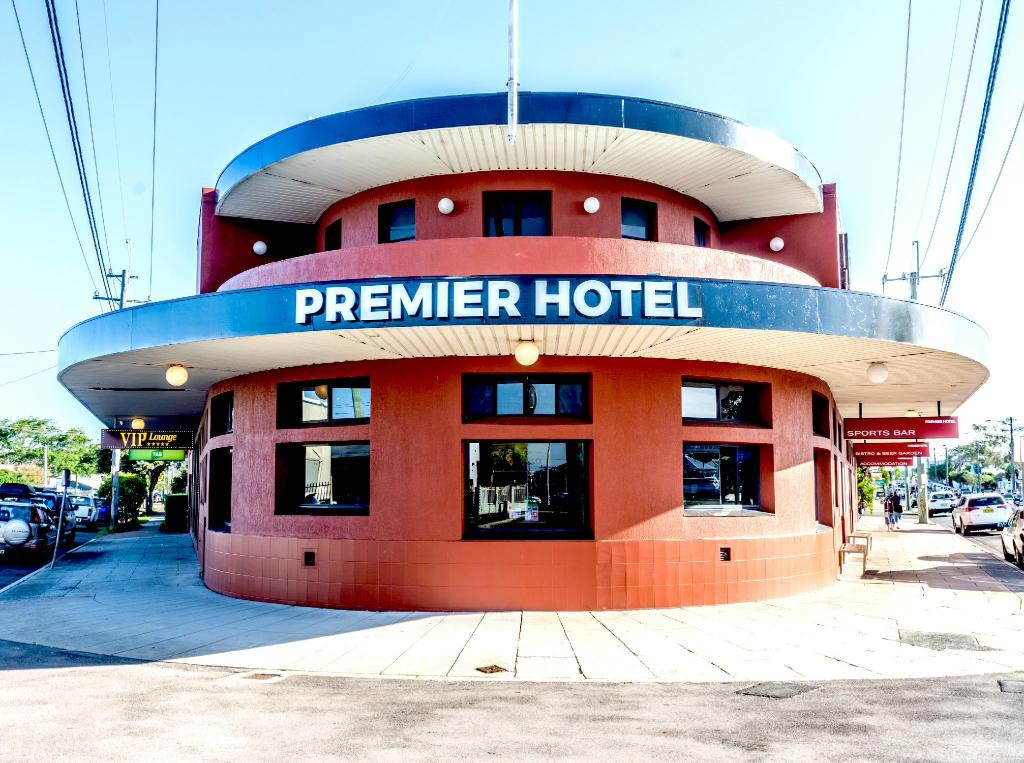 The Premier Hotel in Newcastle - Room Deals, Photos & Reviews