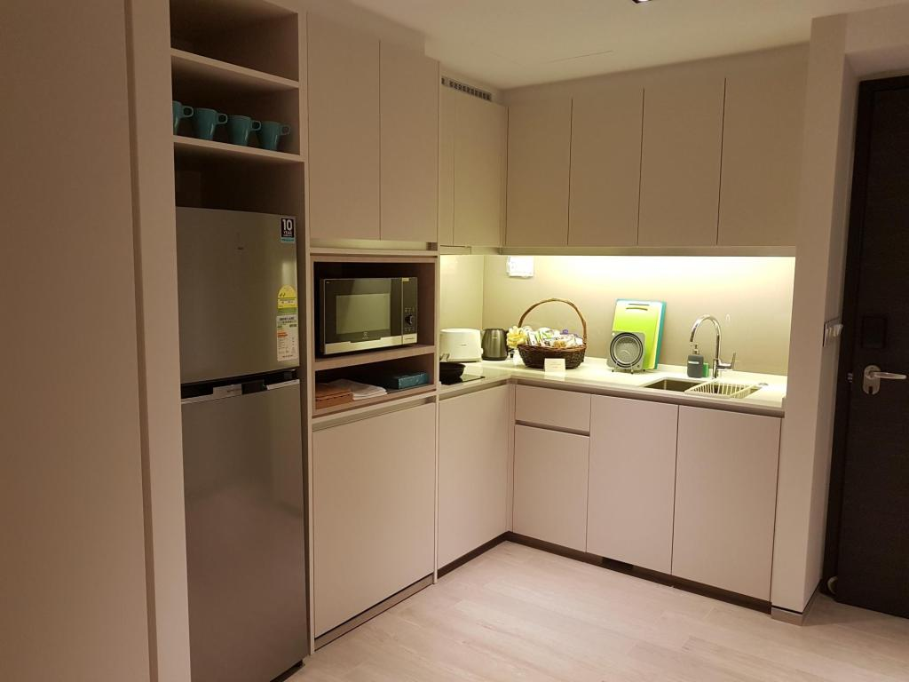 Vedere interior Le Grove Serviced Residences
