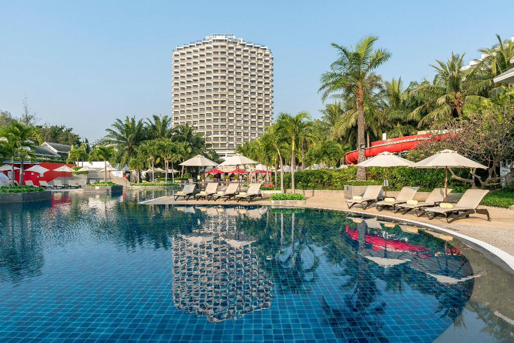 Swimming pool [outdoor] Novotel Hua Hin Cha Am Beach Resort & Spa