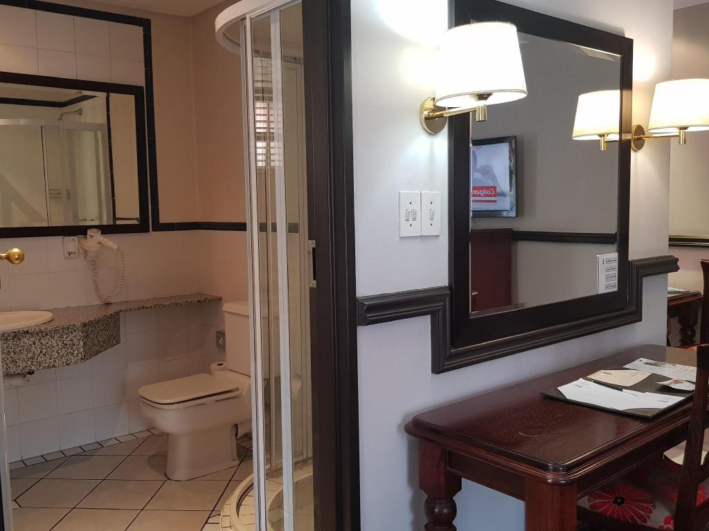 Two Bedroom Suite - Bedroom Court Classique Suite Hotel, Pretoria