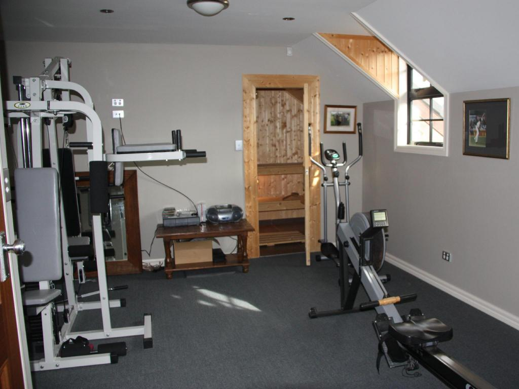 gym Dock Bay Lodge