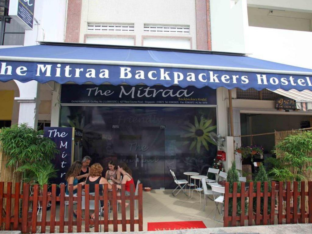 The Mitraa Hostel