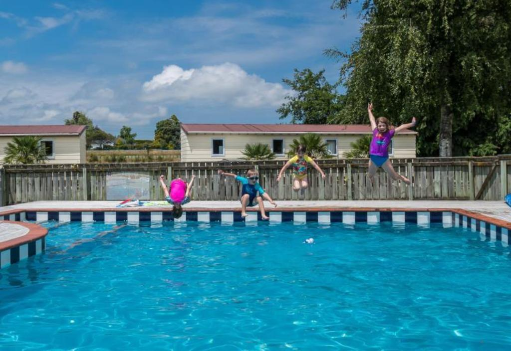 Mer om Whanganui River Top 10 Holiday Park
