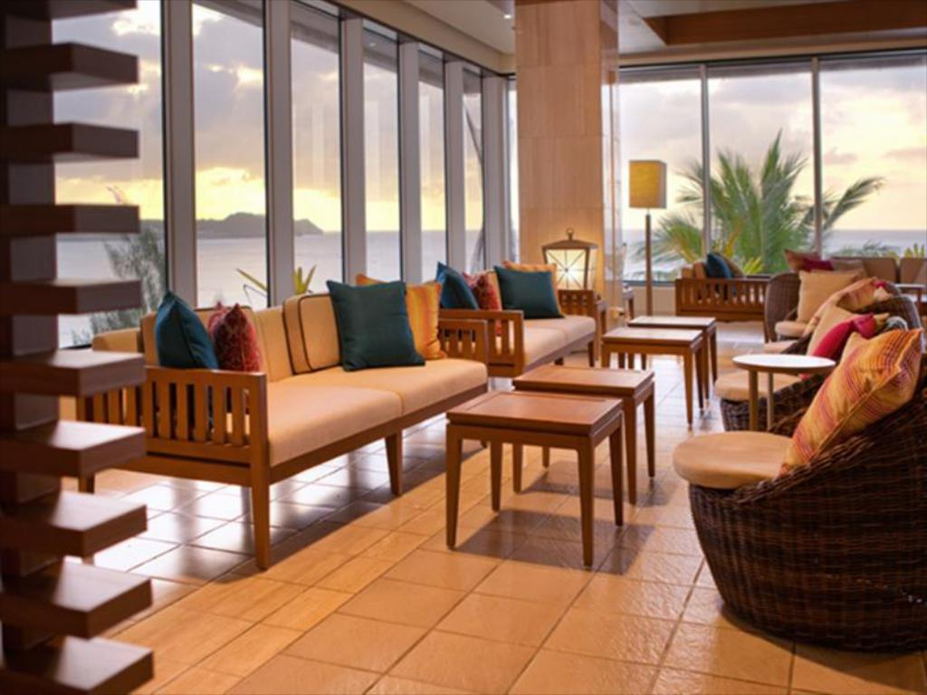 Lobby Guam Reef & Olive Spa Resort