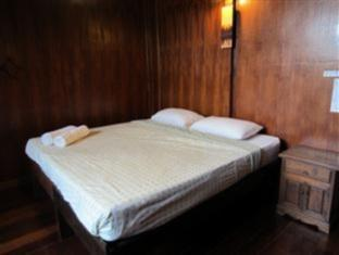 Wooden Room with Air Conditioning