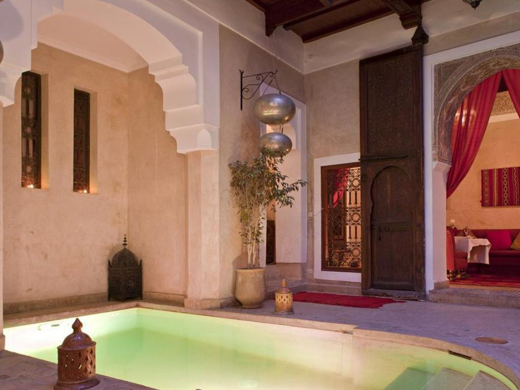 Swimming pool Riad Zolah Hotel