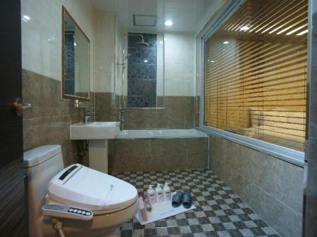 Bathroom Hotel W Shinjeju