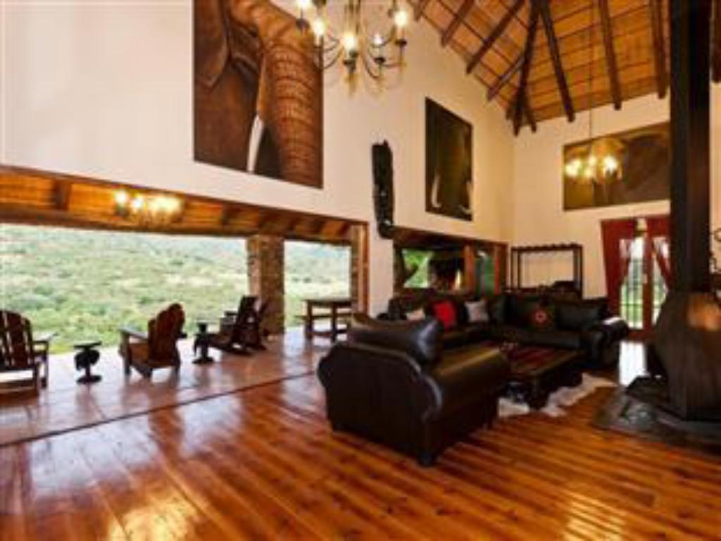 Interior view Addo Bush Palace Private Reserve