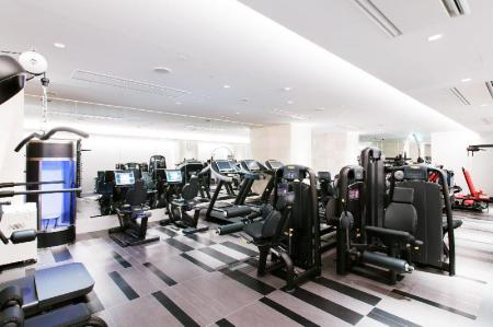 Fitness center The Tokyo Station Hotel