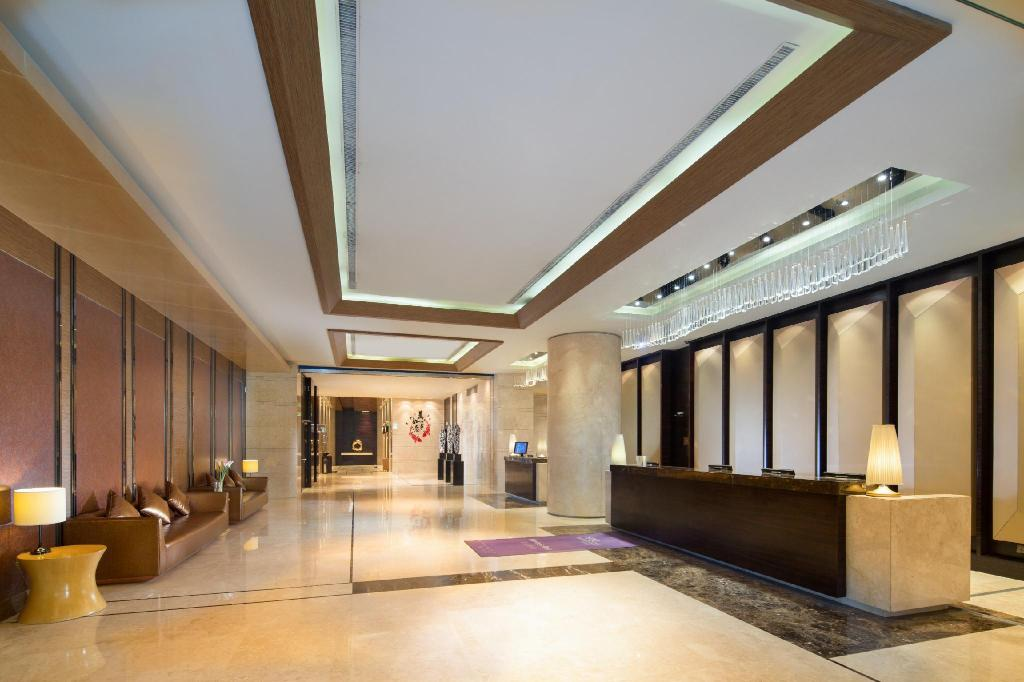 Lobby Four Points by Sheraton Yangzhou Hanjiang Hotel