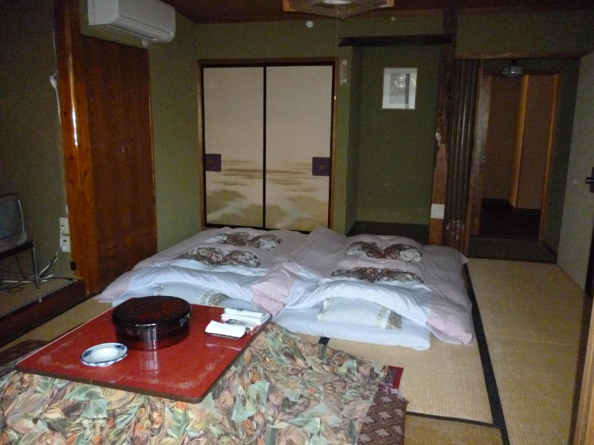 Japanese Deluxe Room Non-Smoking