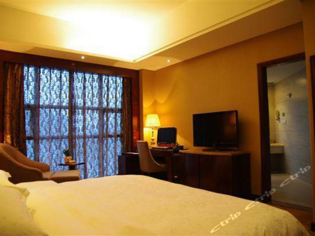 Superior Single - Denah kamar Changsha Xingwei Huatian Hotel