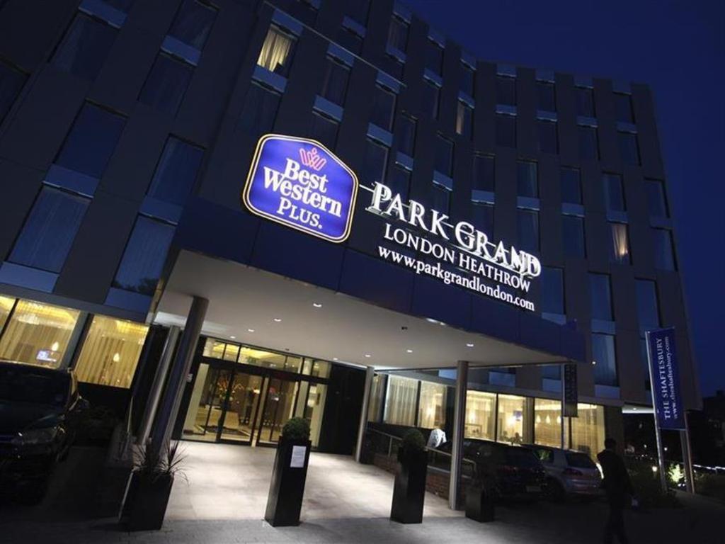 Park Grand London Heathrow Gateway Hotel Deals Photos Reviews