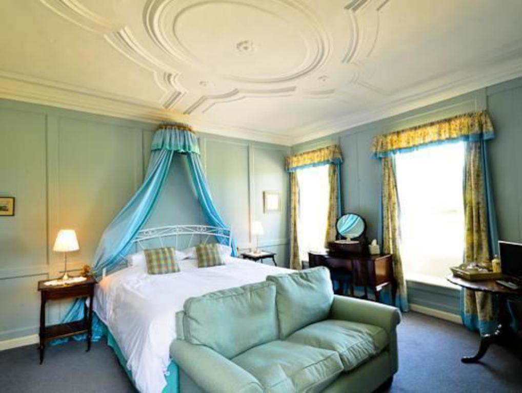 Superior Double Room with Garden View Trereife House
