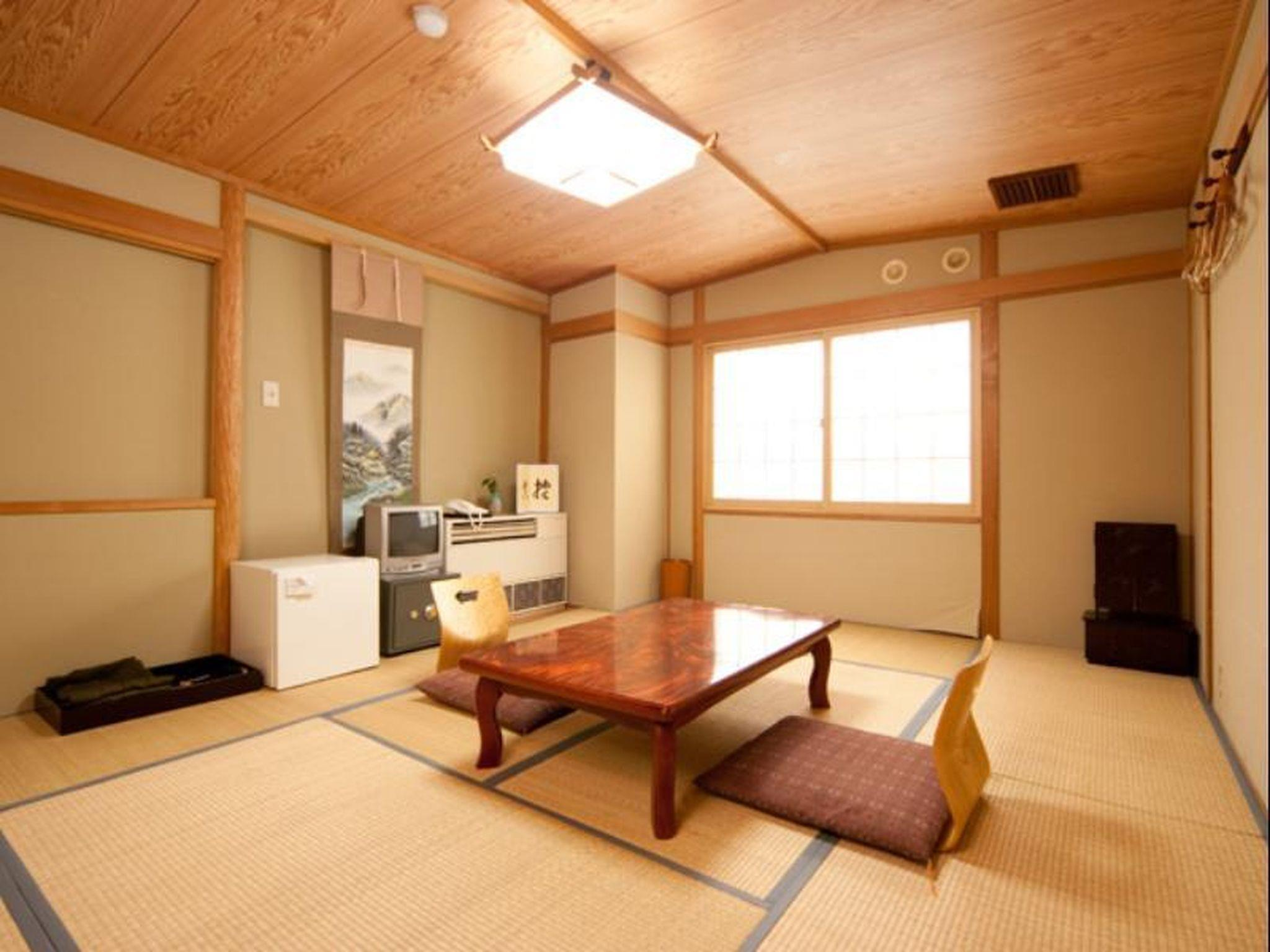 Japanese Style with Private Bath - Non-Smoking