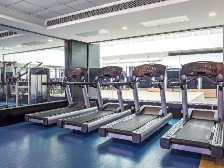 Fitness center GCC Hotel and Club