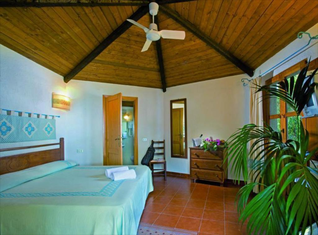 Classic Double/Twin Room Arbatax Park Resort - Dune