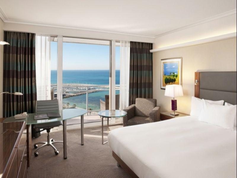 Twin Deluxe Sea View Room
