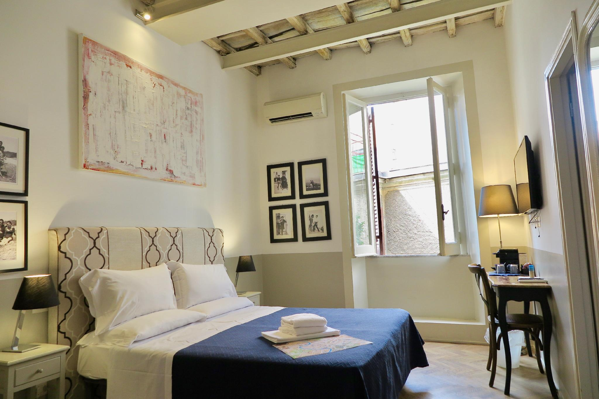 The Blue Hostel In Rome Room Deals Photos Reviews