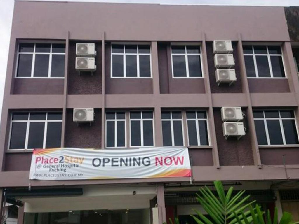 Exterior view Place2Stay @ General Hospital