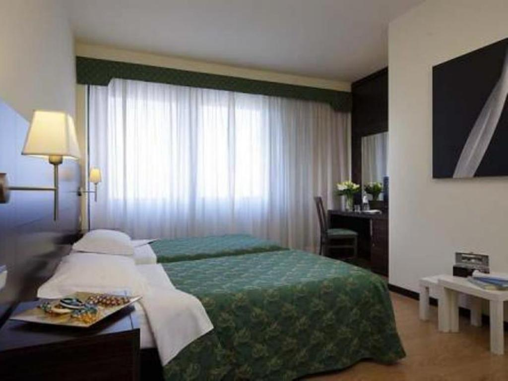 Single Room Quality Hotel Delfino Venezia Mestre
