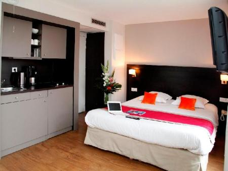 Standard Room Appart hotel Odalys Les Floridianes