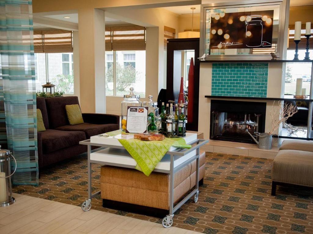 interior view hilton garden inn rockaway - Hilton Garden Inn Rockaway